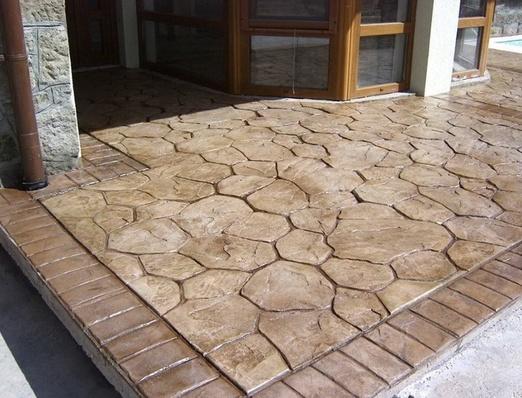 Штампы для печатного бетона в леруа мерлен купить акмола бетон