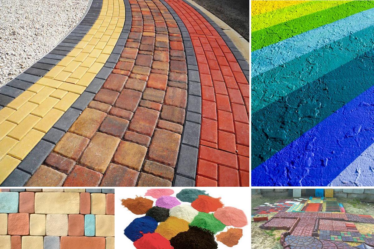 Цветного бетона керамзитобетон или газоблоки что лучше