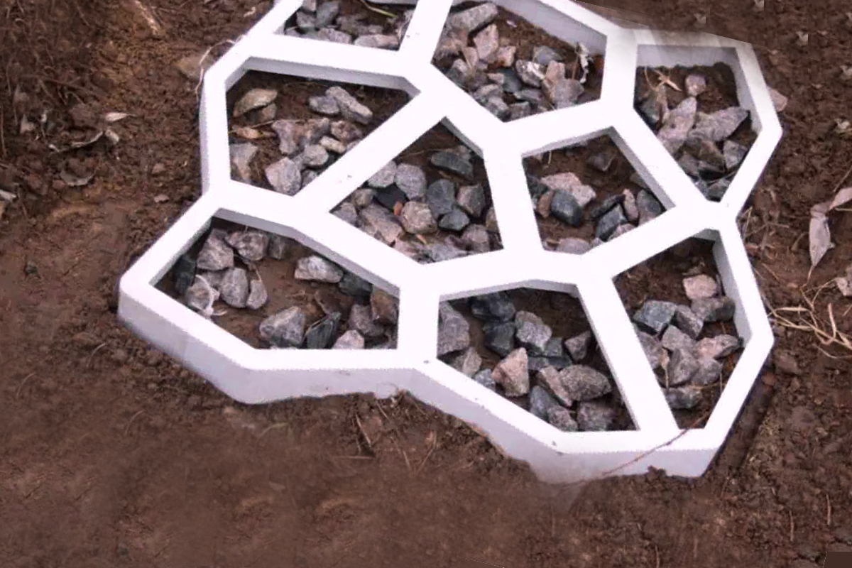 пластиковые формы для тротуарной фото были позволены